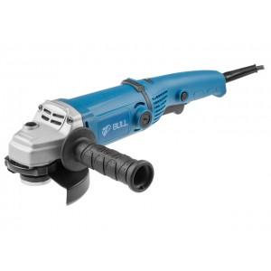 Одноручная углошлифмашина BULL WS 1201 в кор. (1200 Вт, диск 125х22 мм, регул. об.)
